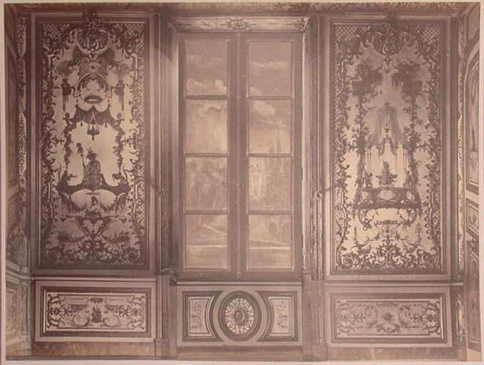 Fragments du salon Chinois (côté fenêtre)_0