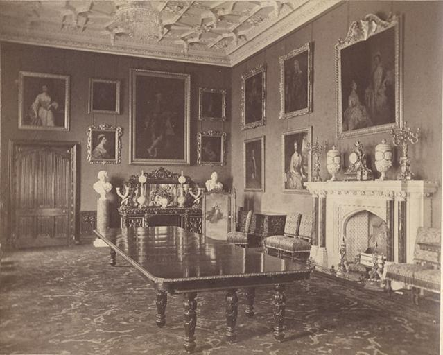 Strawberry Hill. Dining Room_0