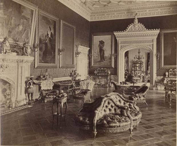 Strawberry Hill. Drawing Room_0