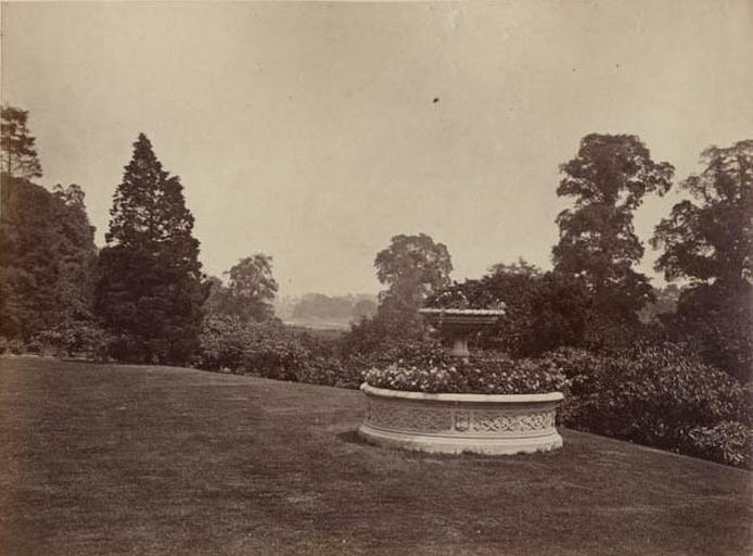 Strawberry Hill. Jardins_0
