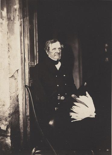 Field Marschall Lord Raglan. 1er novembre 1855