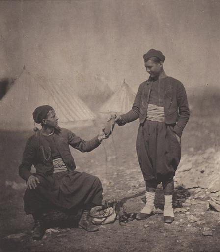 Zouaves. 19 novembre 1855_0