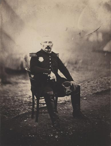 Général Bosquet. 19 novembre 1855