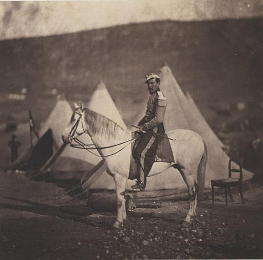 Officier du train (titre inscrit). 19 novembre 1855
