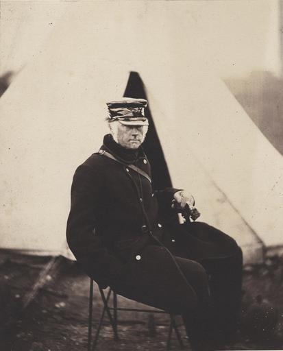 Lt/Gal Sir W. J. Codrington, K. C. B.. 19 novembre 1855_0