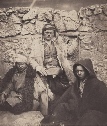 Group of Croat Chiefs, Jan.y Ist 1856_0