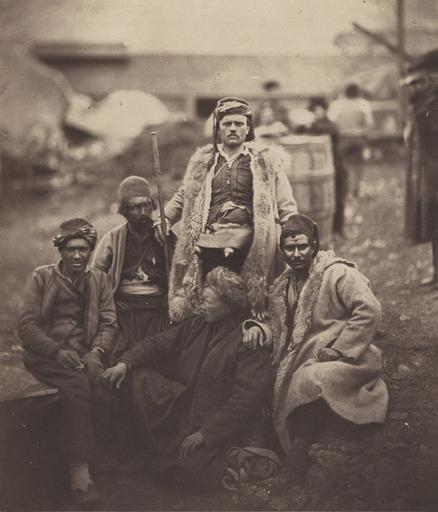 Group of Croat Chiefs, Feb.y 29 th 1856_0
