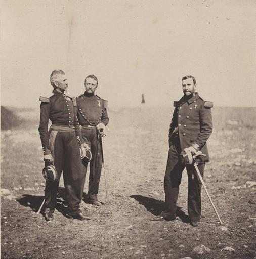 Generals Labousiniere et Beuret, Feb.y 29 th 1856_0