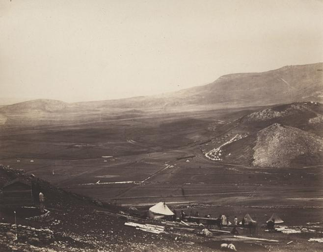 The Lines of Balaklawa, Feb.y 29 th 1856