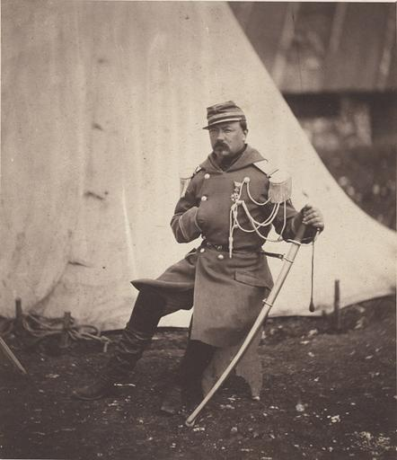 Prevost Marshall of Gen. Bosquet's division (titre inscrit), March. 25 th 1856_0