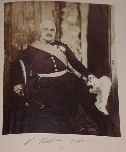 Le maréchal Pélissier (Crimée).1855_0