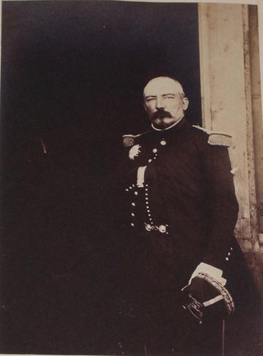 Le maréchal Bosquet (Crimée).1855_0