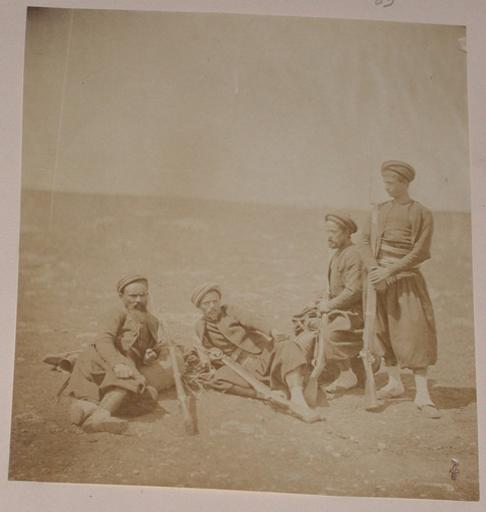 Scène de camp pendant la Crimée.1855_0