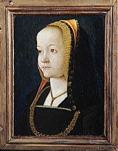 PORTRAIT DE FEMME (JEANNE BESSE ?)