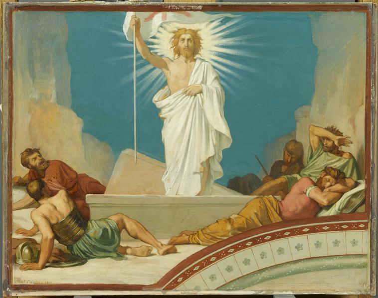 LA RESURRECTION DU CHRIST_0
