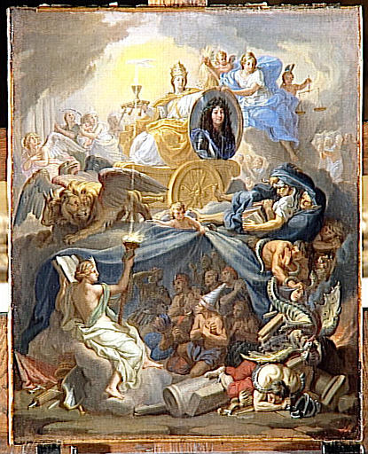 LE TRIOMPHE DE LA RELIGION_0