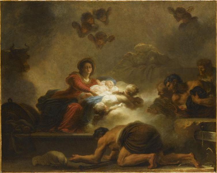 L'Adoration des bergers_0