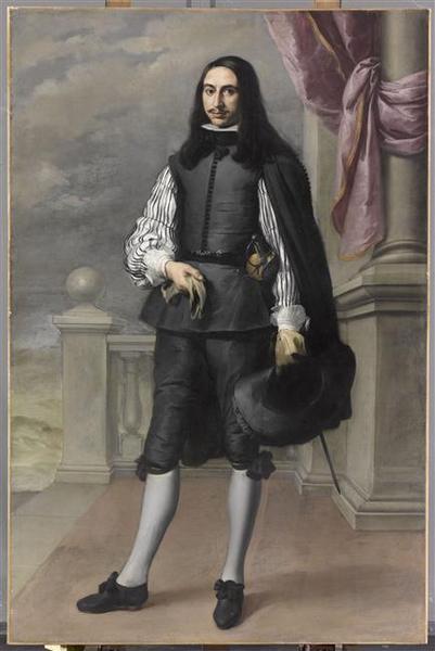 Portrait de Inigo Melchor Fernandez de Velasco_0