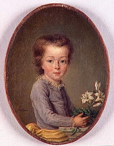 Portrait de Louis-Antoine-Henry de Bourbon-Condé, duc d'Enghien_0