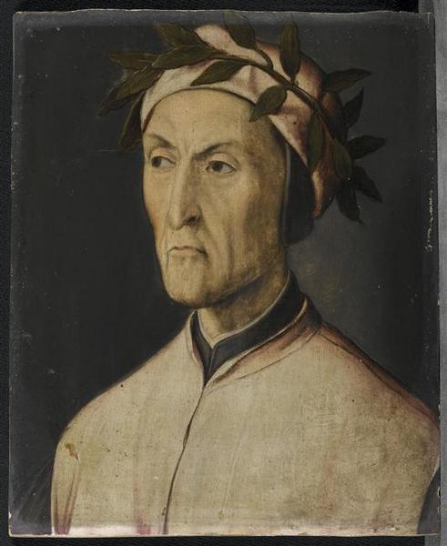 Portrait de Dante Alighieri_0