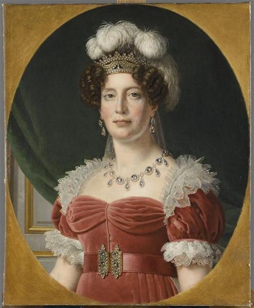 Portrait de la duchesse d'Angoulême