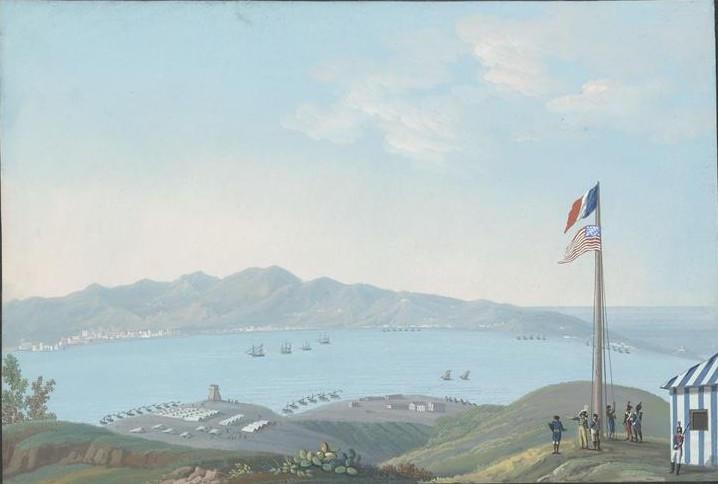 Le dernier lever des couleurs : La cession de la Nouvelle-Orléans (1803)_0