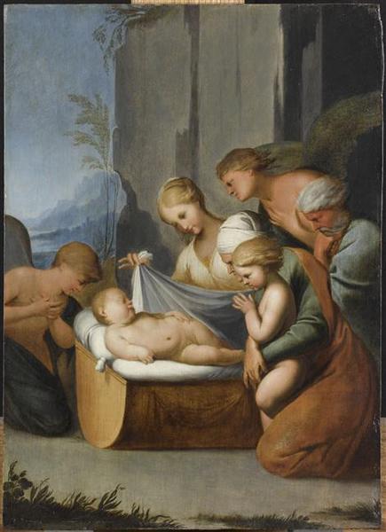 Le sommeil de l'enfant Jésus_0