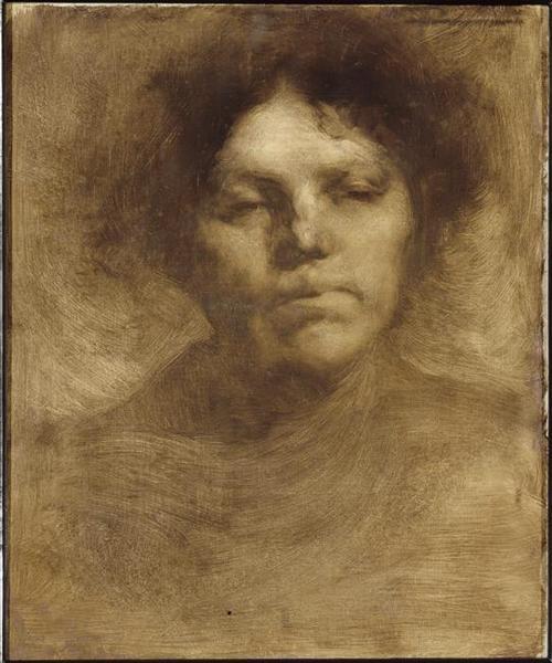 Madame Eugène Carrière_0
