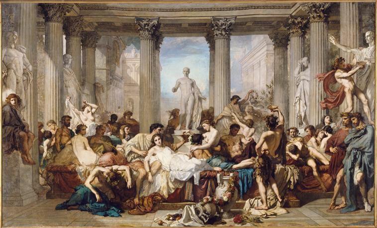 Romains de la décadence_0