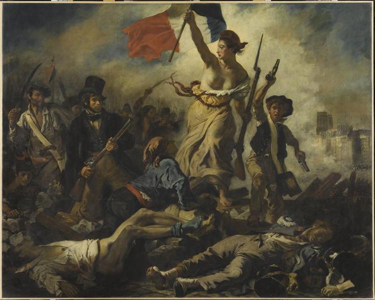 La liberté guidant le peuple (28 juillet 1830)_0