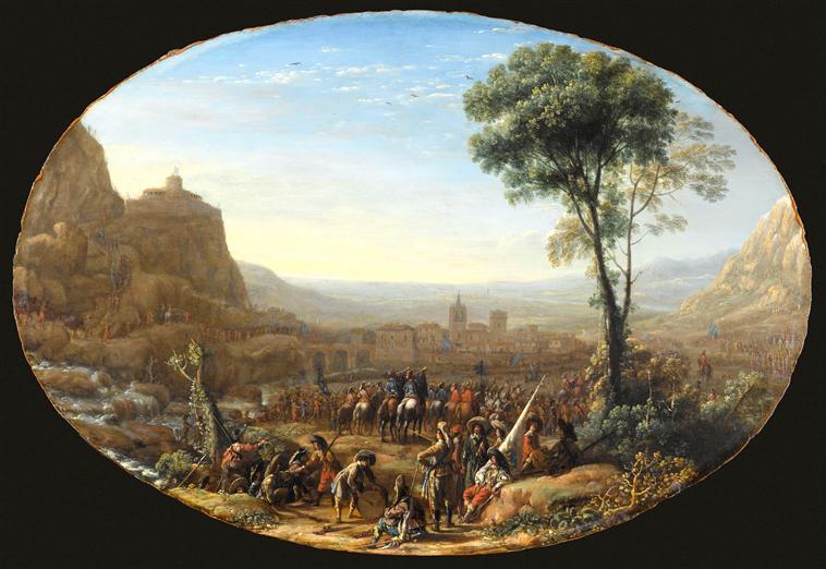 LE PAS DE SUZE FORCE PAR LOUIS XIII (1629)_0