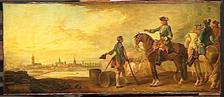 SIEGE D'AUDENARDE (JUILLET 1745)_0