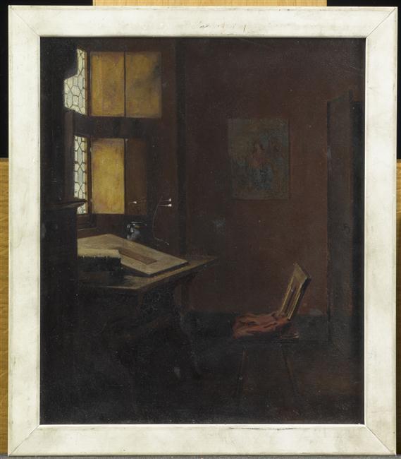 L'atelier d'Albert Dürer_0