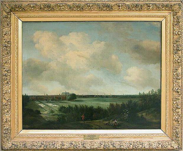 Les blanchisseries d'Overveen près de Haarlem_0