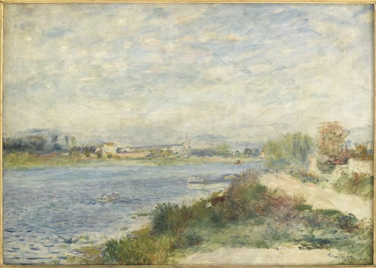 La Seine à Argenteuil_0