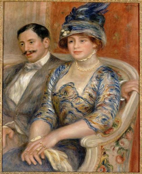 Monsieur et Madame Bernheim de Villers_0