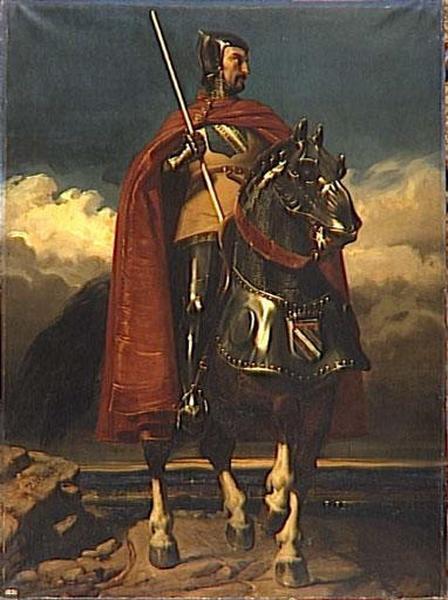 LOUIS DE CHAMPAGNE, COMTE DE SANCERRE, CONNETABLE DE FRANCE EN 1397_0