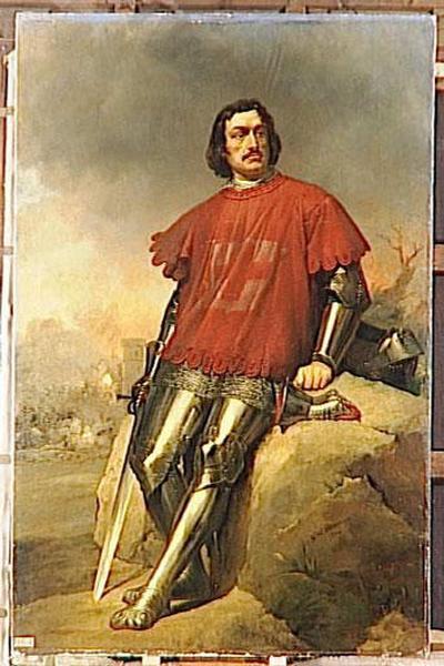 JEAN, DIT POTON, SEIGNEUR DE XAINTRAILLES (?-1461)_0
