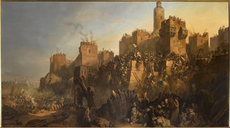 JACQUES MOLAY PREND JERUSALEM.1299_0