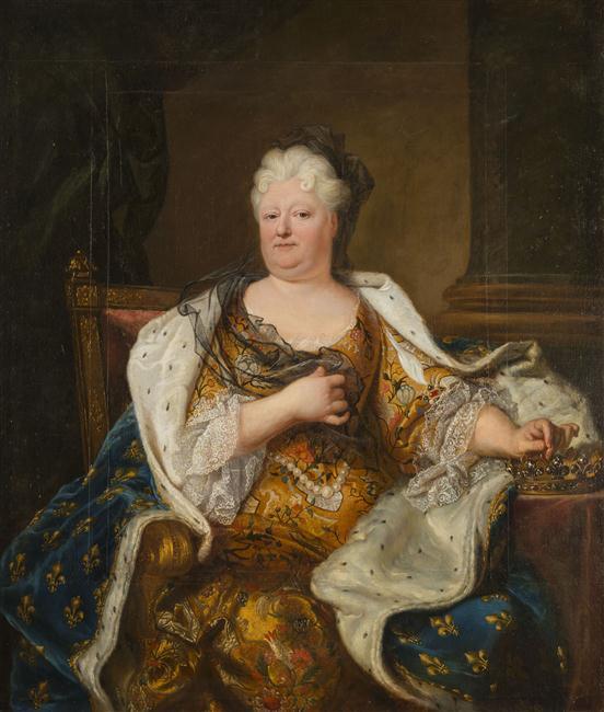 ELISABETH-CHARLOTTE DE BAVIERE, DUCHESSE D'ORLEANS, DITE LA PALATINE (1652-1722)_0