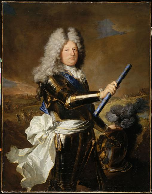 LOUIS DE FRANCE, DIT LE GRAND DAUPHIN (1661-1711)_0