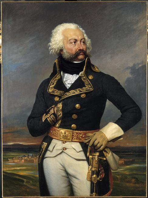 ADAM-PHILIPPE, COMTE DE CUSTINE, GENERAL EN CHEF DE L'ARMEE DU RHIN EN 1792 (1742-1793)_0