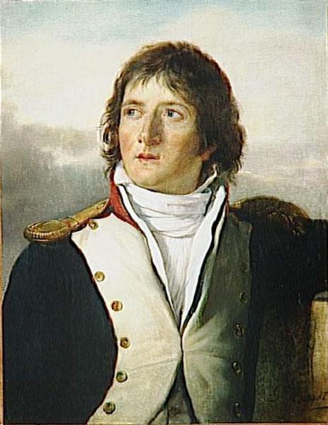 LAURENT GOUVION-SAINT-CYR, CAPITAINE AU 1ER BATAILLON DE CHASSEURS DE PARIS EN 1792 (1764-1830)_0