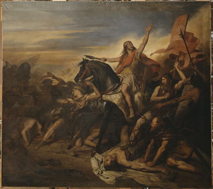 BATAILLE DE TOLBIAC.496_0