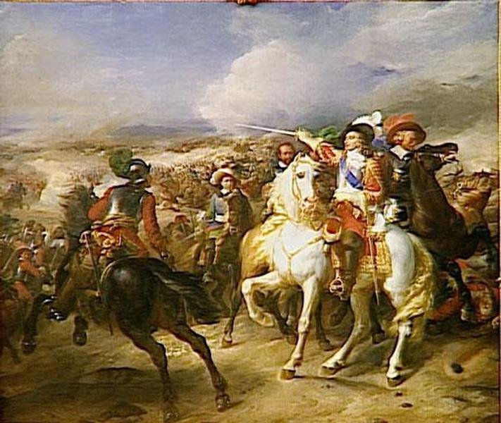 BATAILLE DE LENS.20 AOUT 1648_0