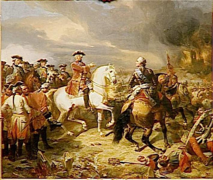 BATAILLE DE LAWFELD.2 JUILLET 1747_0