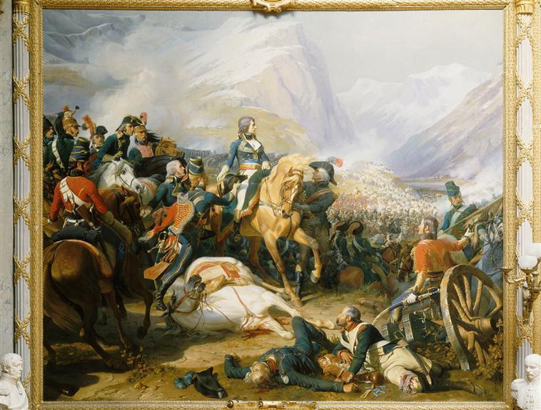 Bataille de Rivoli, 14 janvier 1797_0