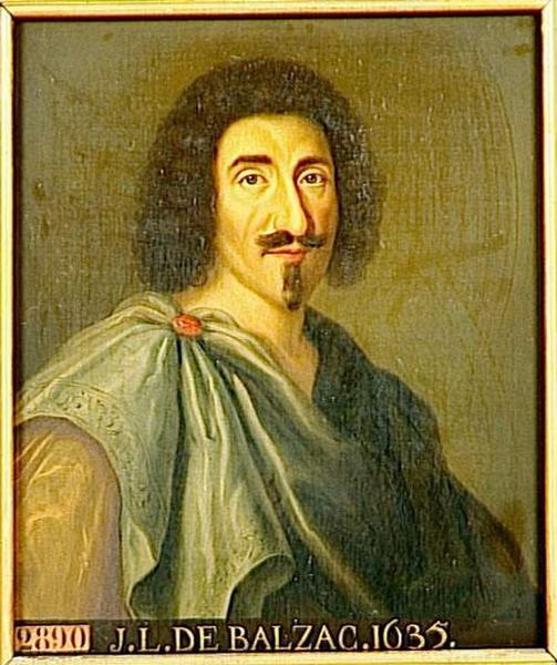 JEAN-LOUIS GUEZ, SEIGNEUR DE BALZAC (1594-1655)_0
