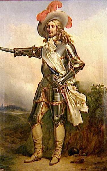 GUY-ALDONCE DE DURFORT, DUC DE LORGES, MARECHAL DE FRANCE (1630-1702)_0