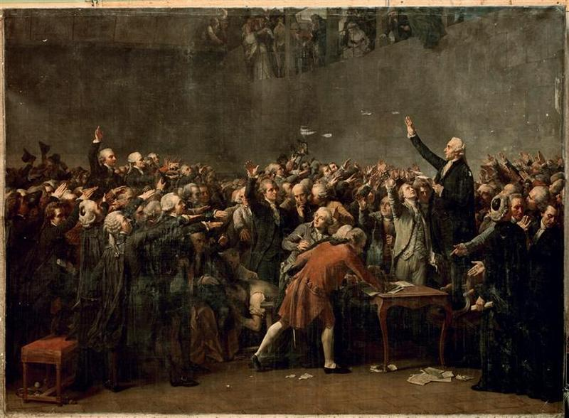 SERMENT DU JEU DE PAUME.20 JUIN 1789_0